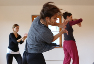 Tanec je záznam energie