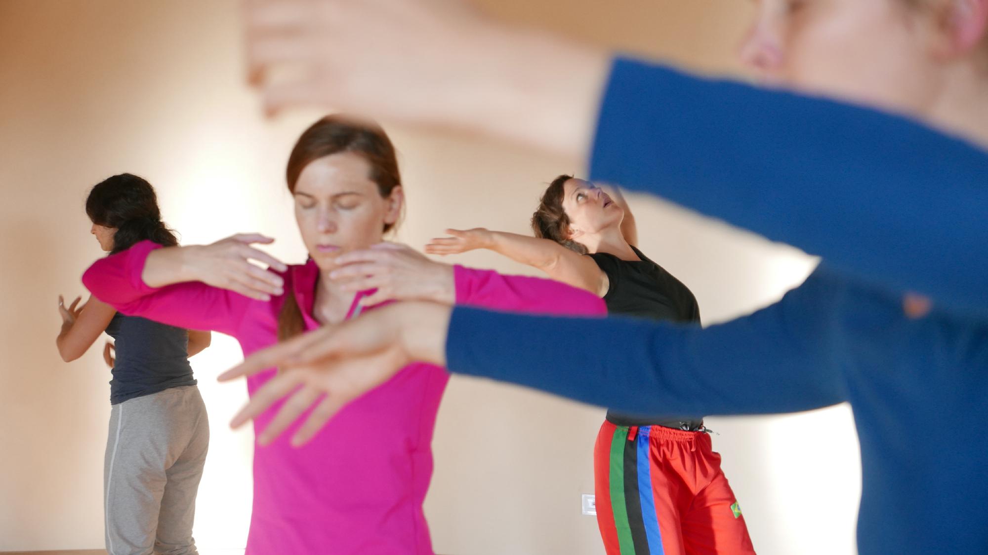Dancing Qigong_Meridian Flow