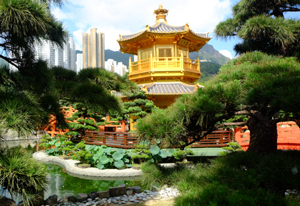 Hongkong ako časopriestorový portál