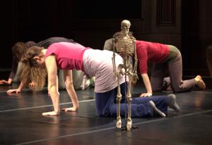 Kosti ako živá cesta porozumenia samého seba