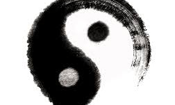 Yin and Yang in the World of Motion