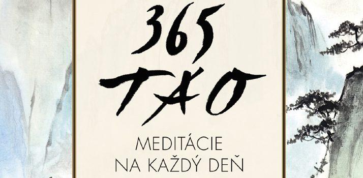 kniha 365 TAO je tu